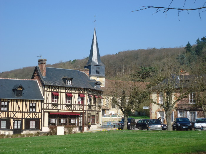 Les plus beaux villages de l 39 eure giverny news - Les plus beaux villages de normandie ...