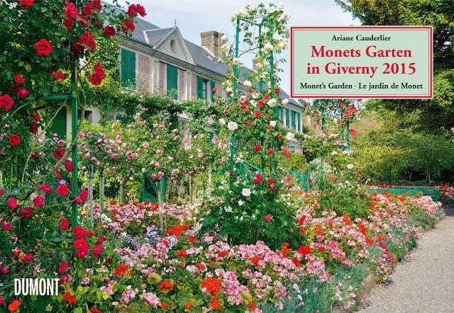 Calendrier giverny 2015 ariane cauderlier pour dumont for Calendrier jardin fevrier 2015
