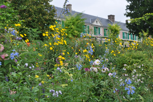 Giverny en octobre