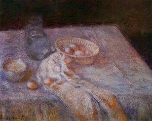 Les Oeufs, Claude Monet 1907, 73x92cm