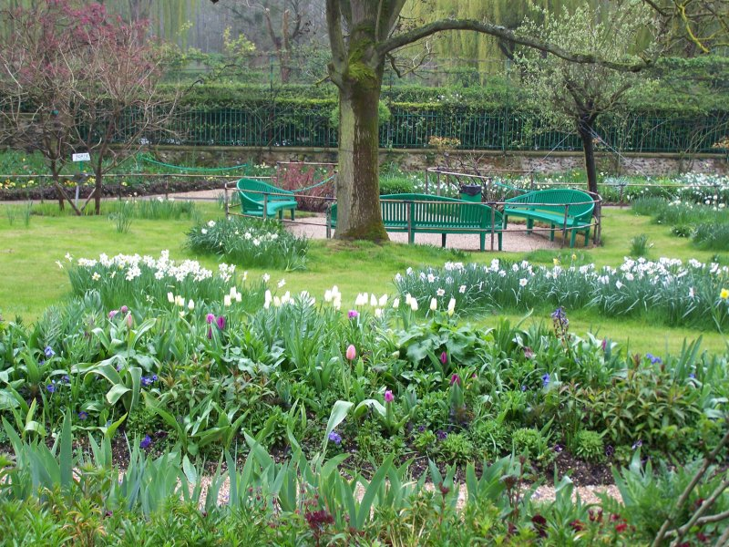 Tout frais tout neuf giverny news for Jardin giverny