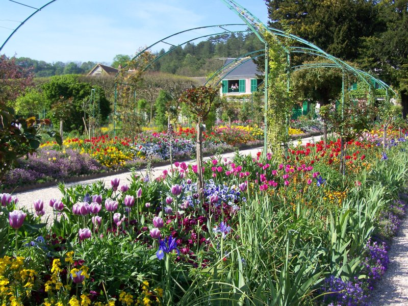 Le jardin de claude monet giverny news - Les jardins de monet ...