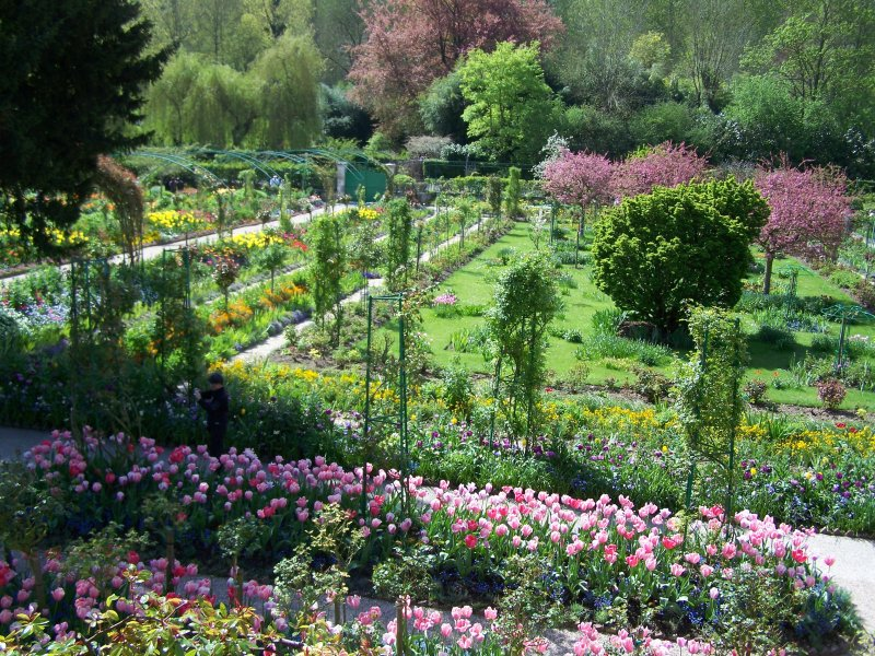 Les jardins de monet archives page 2 sur 3 giverny news for Monet jardin giverny