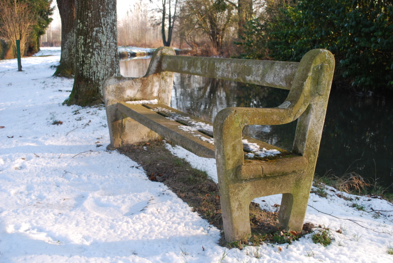 Banc De Jardin Archives Giverny News