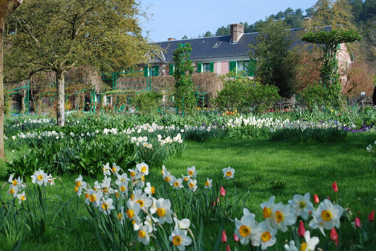 L 39 heure du printemps giverny news for Jardin de france magnanville 78