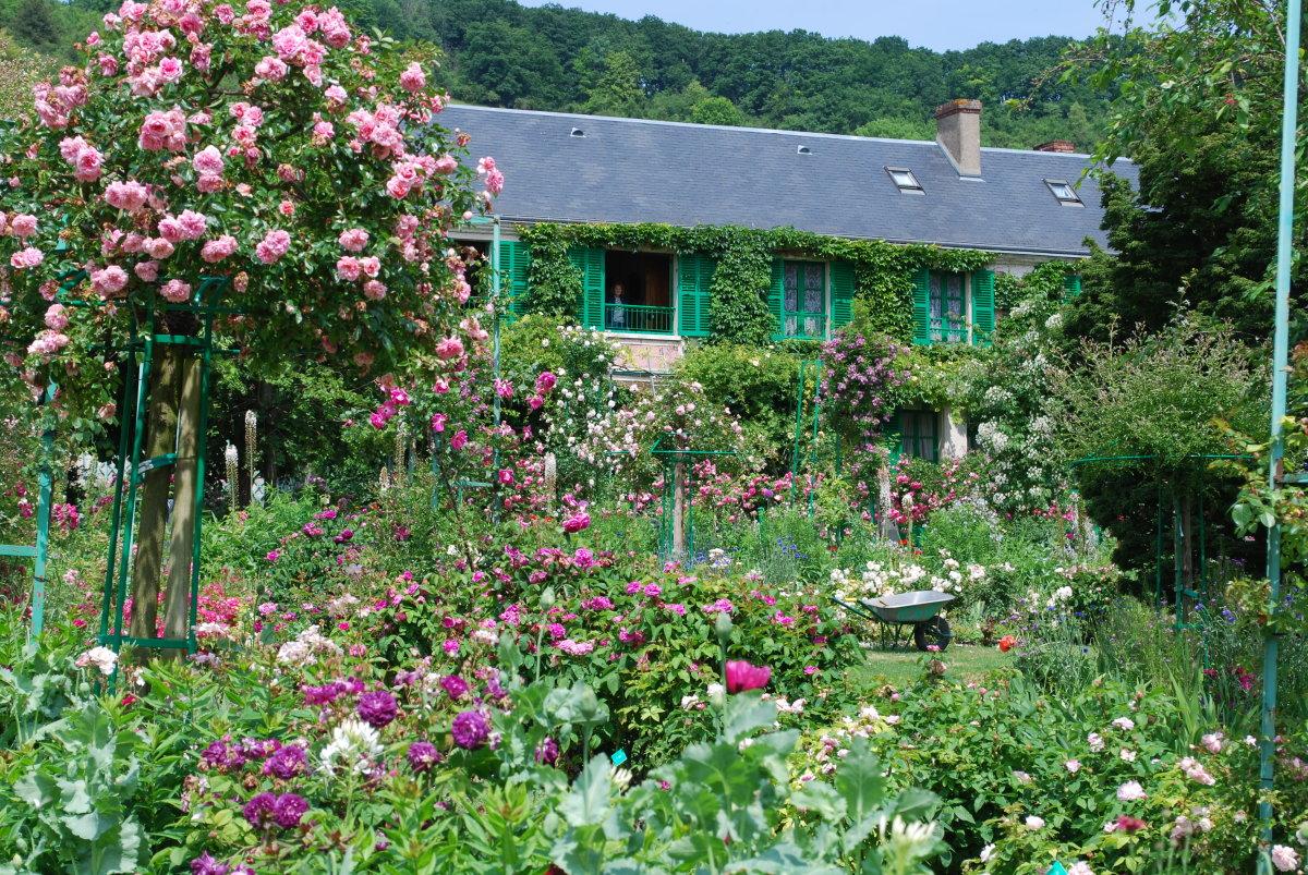 Les jardins de monet archives page 2 sur 3 giverny news - Les jardins de claude monet ...