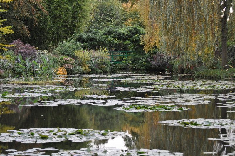 giverny-bassin-automne