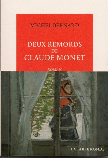 Deux remords de Claude Monet par Michel Bernard
