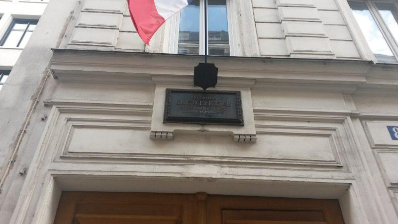 Maison de Georges Clemenceau à Paris