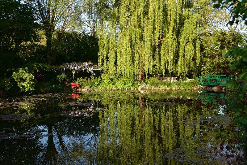 Giverny jardin d'eau