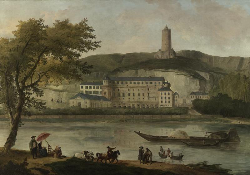 Hubert Robert à La Roche-Guyon