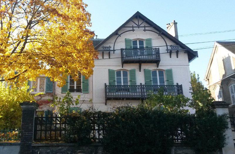 Maison de Monet à Argenteuil