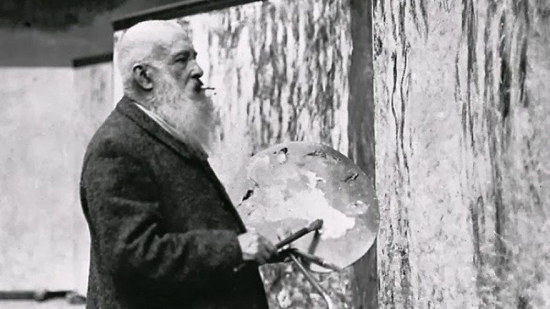 Monet et la Grande Guerre : blessés et privations