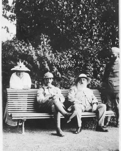 Claude Monet et la Grande Guerre : les premiers jours