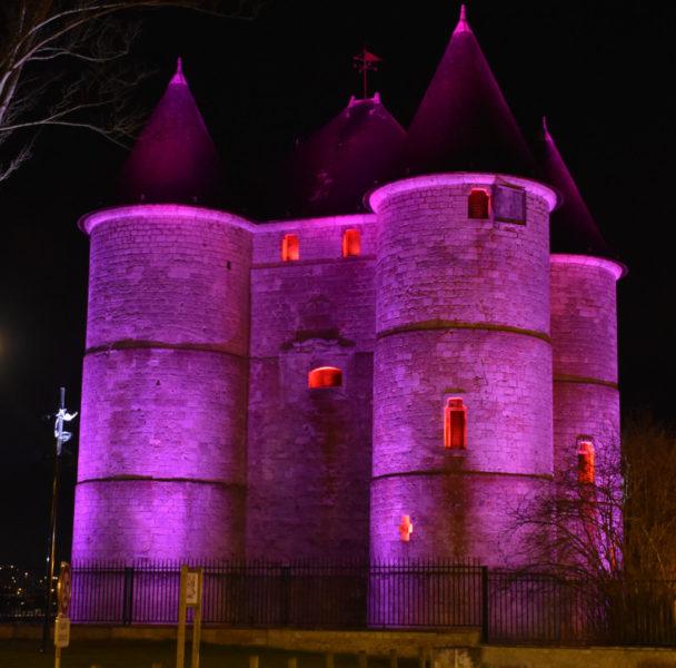 Chateau des Tourelles de Vernon