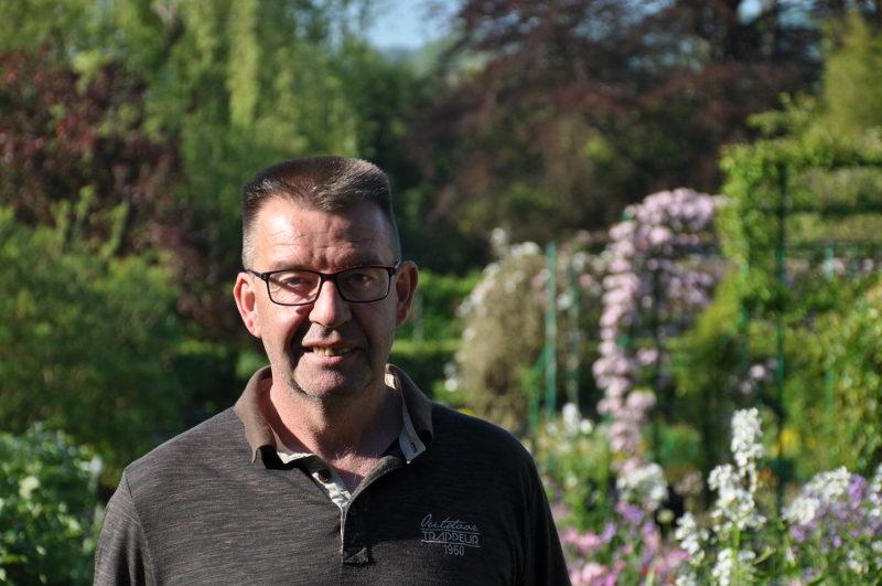 Les jardiniers de Giverny
