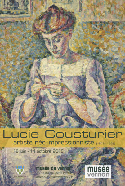 Exposition Lucie Cousturier Vernon