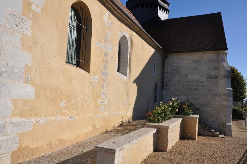 Les églises romanes précoces