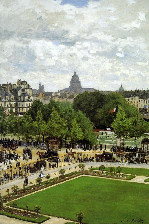 Monet et Daumier