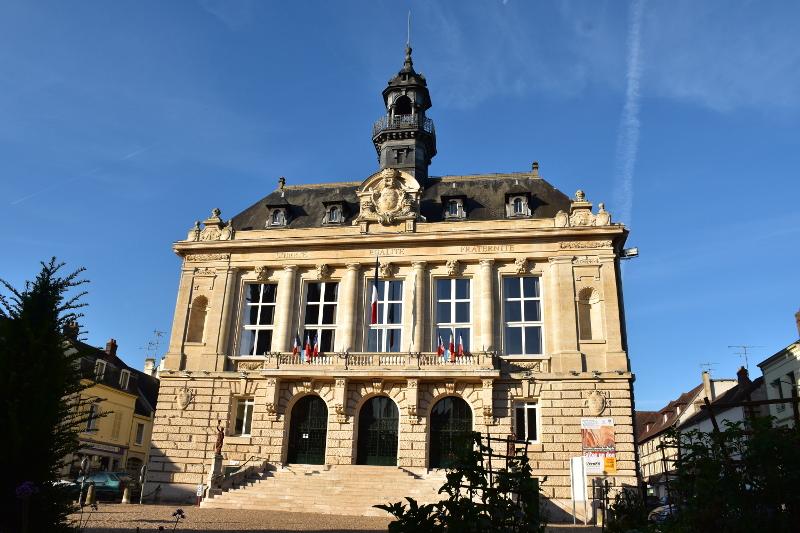 La mairie de Vernon