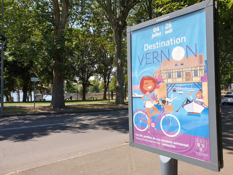 Destination Vernon