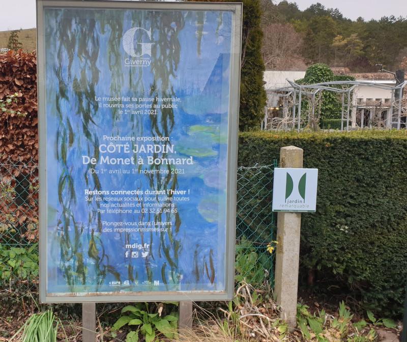 Côté jardin, de Monet à Bonnard