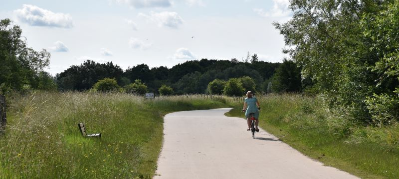 La Seine à vélo à Vernon