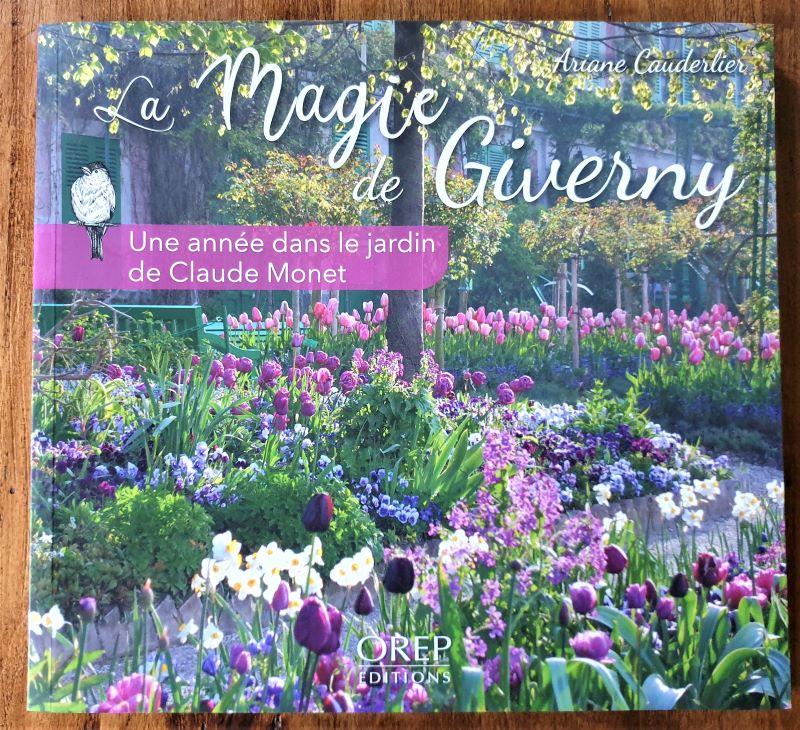 La Magie de Giverny est paru !