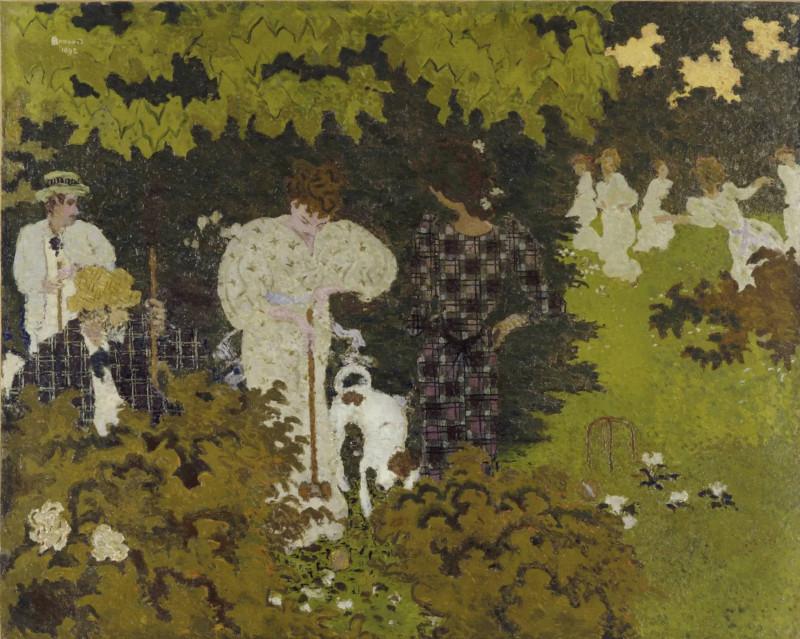 Une expo Côté jardin