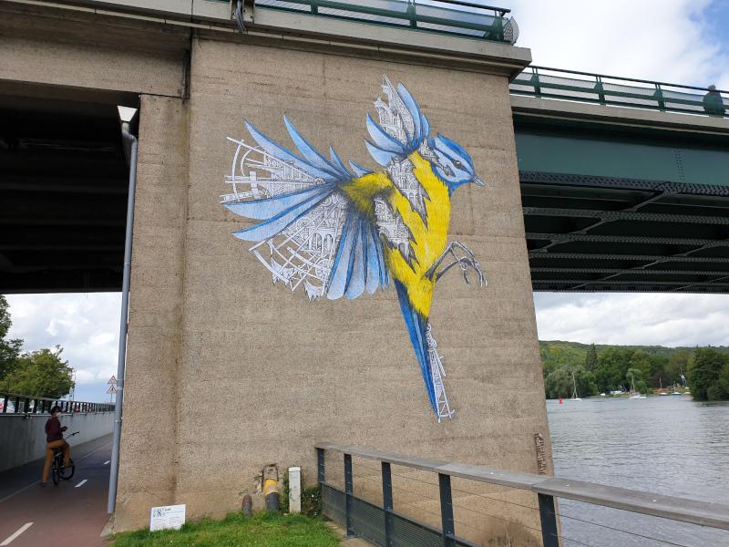 Street art à Vernon