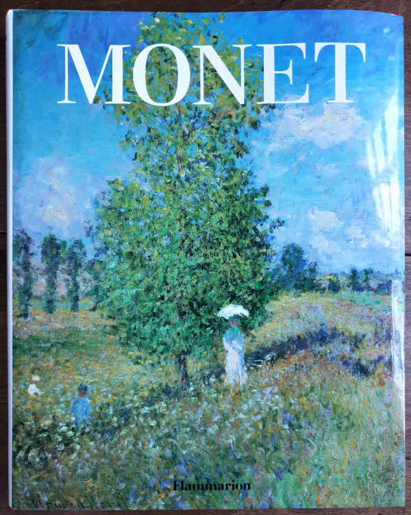 Monet ou l'obsession de peindre